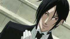 I want him as my butler, nuff said. Sebastian Michelis - Black Butler