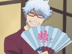 He is awesome in his own way, Gintama way. Sakata Gintoki - Gintama